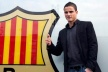 Afellay made his debut for Barca