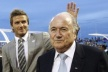 Blatter spurred Brazilians to build faster
