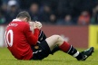 Ferguson will not risk with Rooney