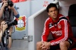 Michael Ballack is back after four months off the pitch