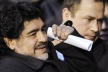 Maradona to offer from English club