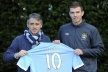 Dzeko: City is a big club, mostly in Manchester are our fans