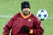Adriano with a dislocated shoulder, out at least a month