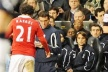 FA fines and warned Rafael Da Silva