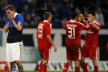 Hamburger SV Eintracht lied, a record 3-straight win