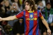 Puyol misses the match with Almeria's Cup