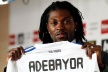 Adebayor: I'm not the enemy of Benzema