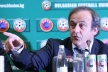 Michel Platini is the only candidate for the post of President of UEFA