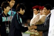 Ji Sung Park gave the national team of the Republic of Korea
