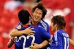Okazaki: Yes, signed with Stuttgart