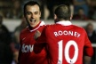 Berbatov and Rooney in attack Molyneux