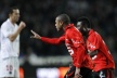 PSG Rennes caught after derby success