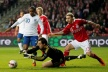 England drew Denmark teammates on Stilian Petrov brought success
