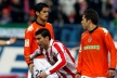 Valencia Atletico turned and took victory in Madrid