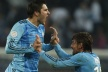 Marseille climbed to second place