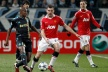 Marseille rigid Berbatov and United, everything will be decided in Manchester