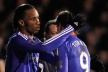 Drogba leaves Chelsea if the holder does not start against United?