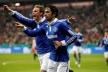 Raul slain Bayern, Schalke sent to Cup final