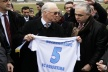 Beckenbauer became an honorary ambassador to Kosovo