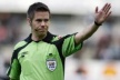 Five referees will guide the Euro 2012 matches
