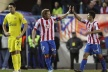 Atletico Villarreal defeated easily by 3:1