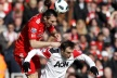 In England: Berbatov's best for Manchester United against Liverpool