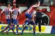 Sporting emerged in the Primera Liga, Almeria won the derby at the bottom