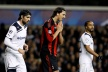 Tottenham continued to dream, infertile Milan dropped earlier earlier