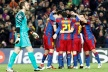 Almunia jumped to his: I walked against Barcelona