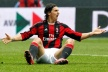 Ibrahimovic missed Milan derby