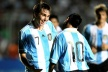 Argentina defeat Venezuela in a friendly match