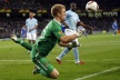Rich from Manchester City says goodbye to Europe League, Dynamo Kiev is 1/4-final