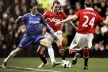 Chelsea - Manchester United in the Champions League 1/4-final