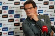 Capello has not yet been informed Ferdinand that he takes the tape