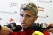Behrami is hoping to Delev did not seriously injured