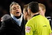 Mancini under serious pressure for his job