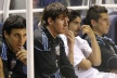 Messi view from the bench to match Argentina vs Costa Rica