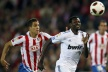 Adebayor still believes: Real Madrid can win title