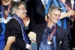 Moratti mad by the loss down to the locker room