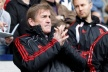 Kenny Dalglish greeted fans at Man City for their behavior