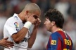 VIDEO: Messi to Pepe: You okay?