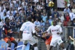 Marseille is close to that point of Lille, Avignon, Arles, relegated from the elite