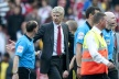 VIDEO: Wenger Dalglish and his scream after the end of Arsenal - Liverpool