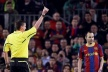 UEFA decided to Iniesta on Wednesday, Barca will appeal