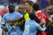 FA will not punish Ferdinand and Balotelli