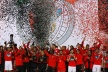 Benfica lifted the League Cup in Portugal