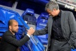 Guardiola change tactics irritates Mourinho