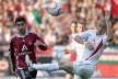Nuremberg and Mainz failed to win in contention for fifth place
