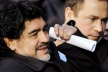 Maradona returns a candidate for coach of San Lorenzo