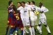 3590 Barca fans at the Bernabeu, part of Spain will not watch the match